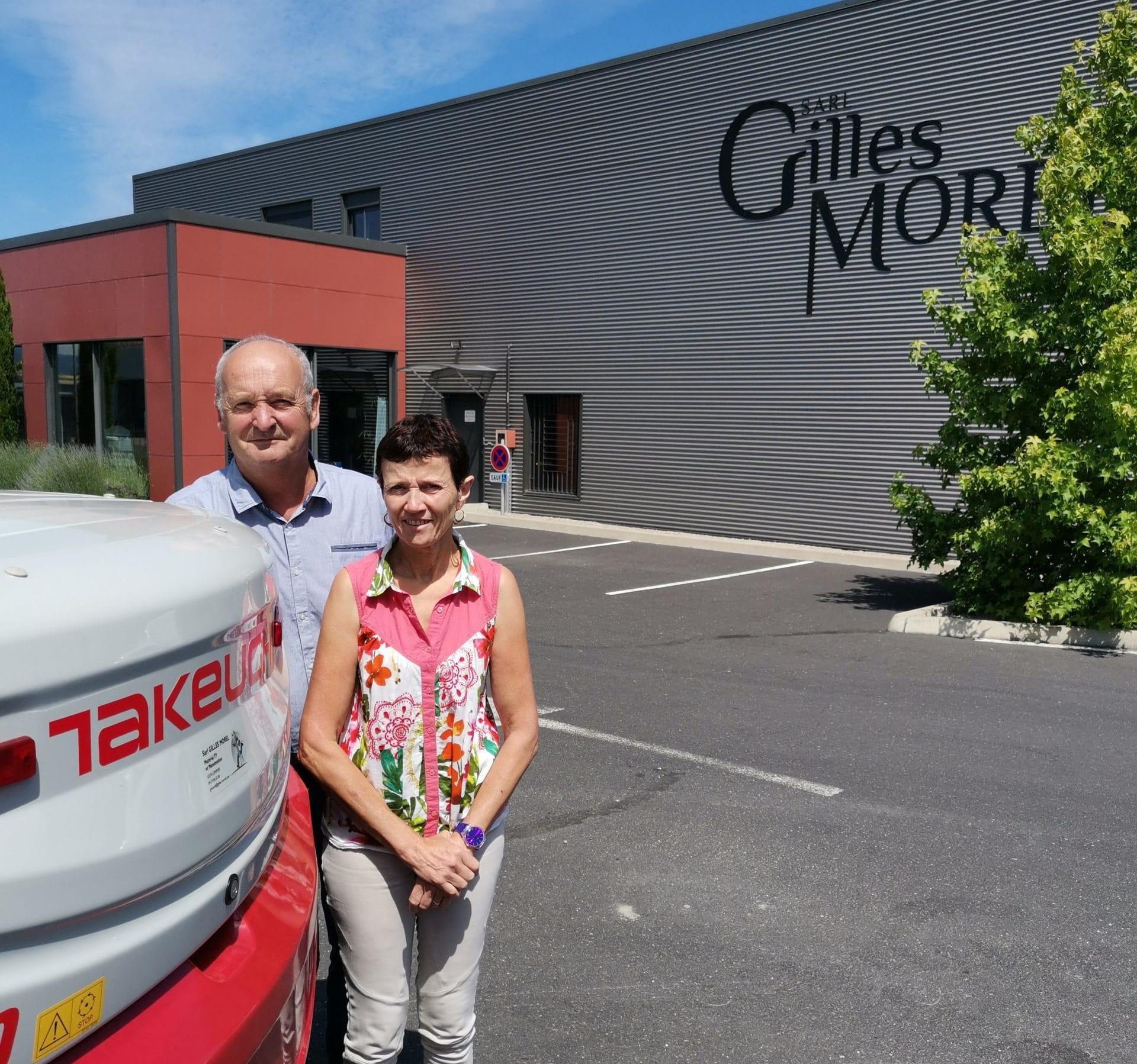 Martine et Gilles